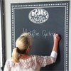 Neschen Easy DOT chalkboard black - folia tablicowa